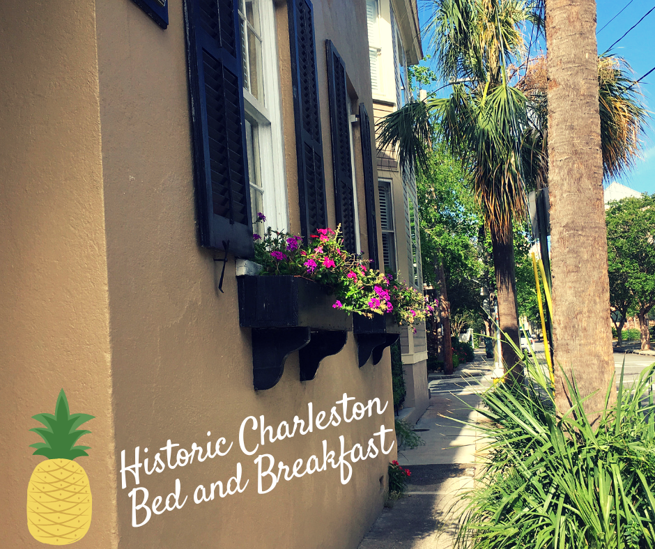 About Historic Charleston Bed & Breakfast